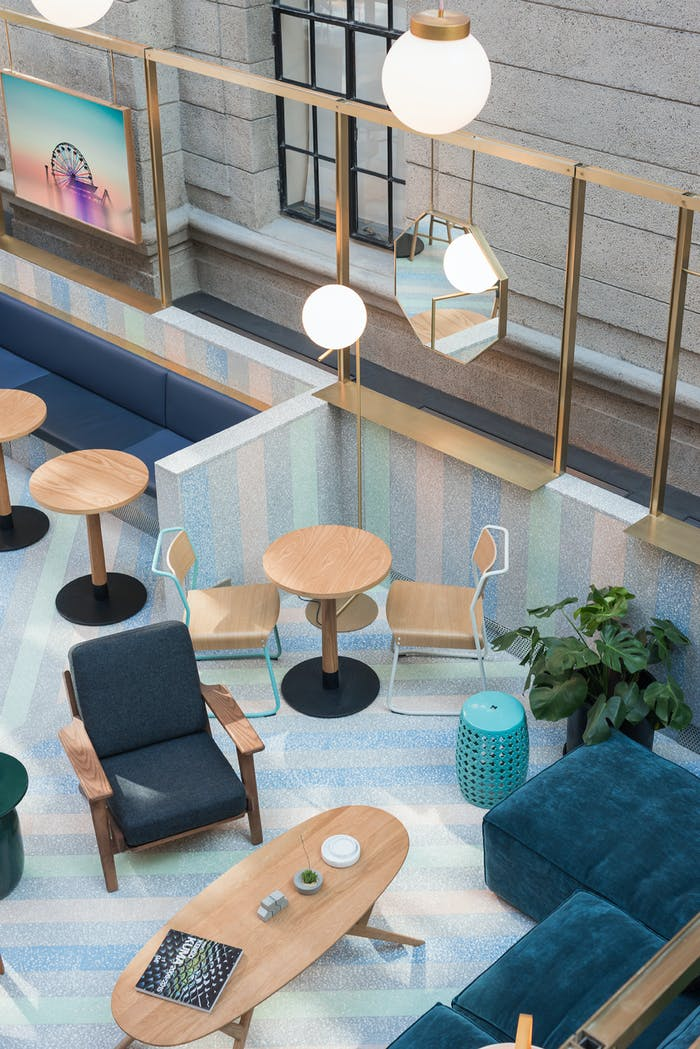 """Terrazzo co-working space WeWork.<span class=""""sr-only""""> (opened in a new window/tab)</span>"""
