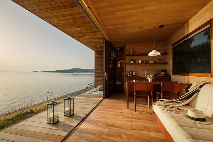 """View of the glazing front open.<span class=""""sr-only""""> (opened in a new window/tab)</span>"""