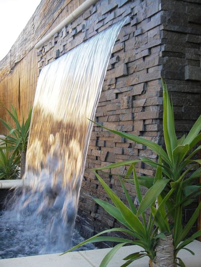 "Outdoor waterfall feature.<span class=""sr-only""> (opened in a new window/tab)</span>"