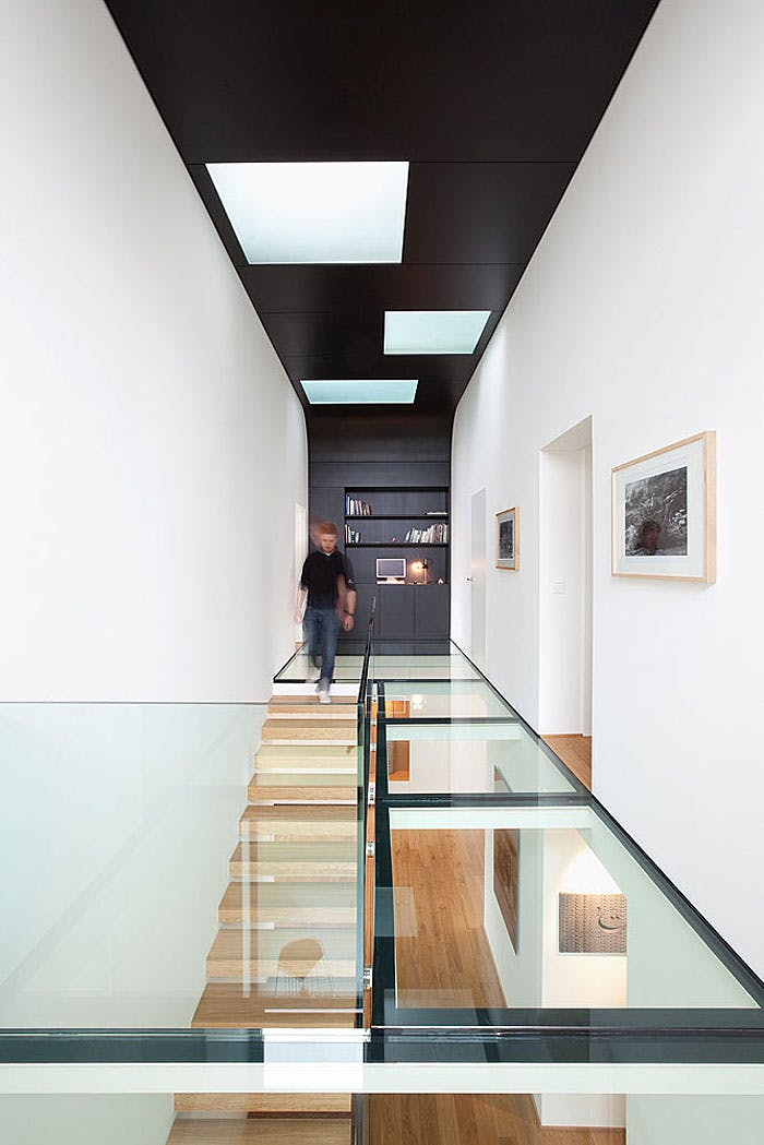 """Glass floor, great option to create a sense of risk in a biophilic design.<span class=""""sr-only""""> (opened in a new window/tab)</span>"""