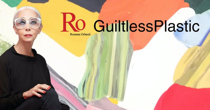 "Poster of the Guiltless plastic competition.<span class=""sr-only""> (opened in a new window/tab)</span>"