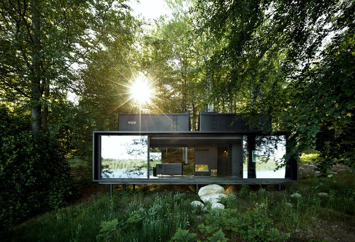 """View of the outdoor, immersed in nature.<span class=""""sr-only""""> (opened in a new window/tab)</span>"""