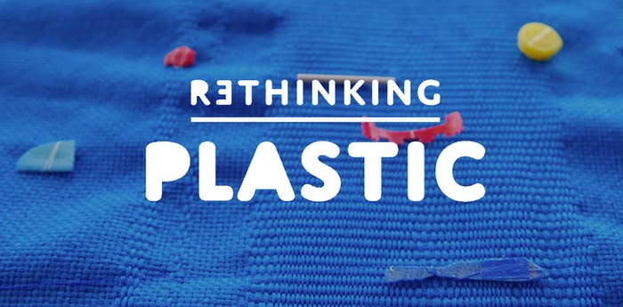 """Rethinking Plastic poster.<span class=""""sr-only""""> (opened in a new window/tab)</span>"""