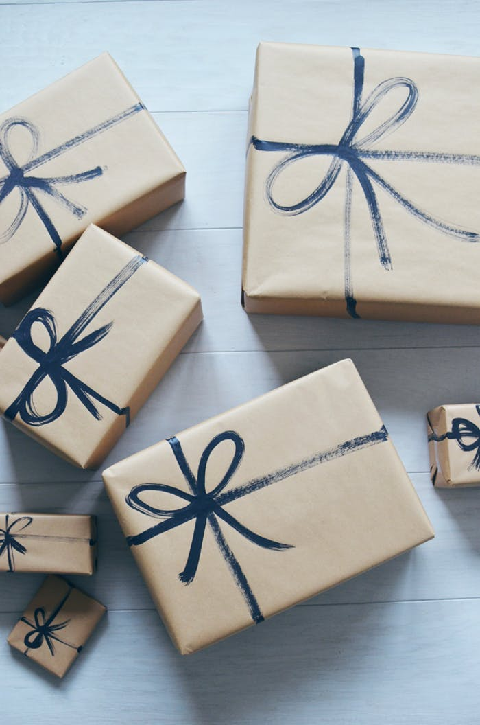 "Brown paper gift wrapping with a ribbon drawn over it.<span class=""sr-only""> (opened in a new window/tab)</span>"