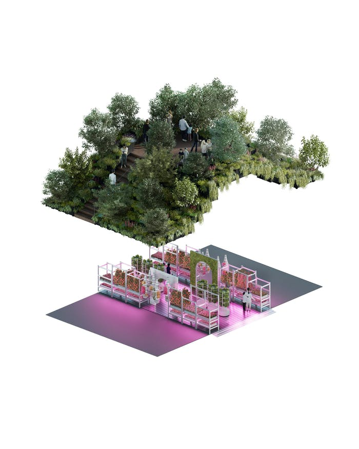 """A rendering of the concept garden.<span class=""""sr-only""""> (opened in a new window/tab)</span>"""