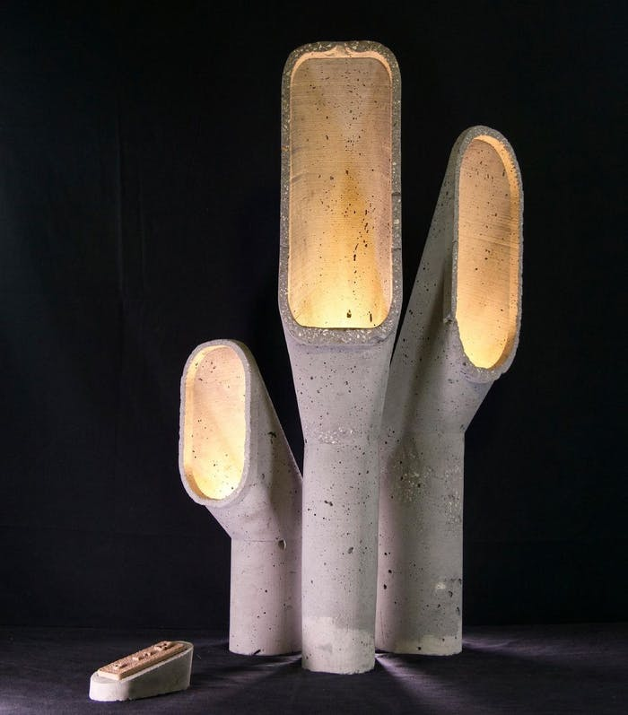 """Three concrete lamps.<span class=""""sr-only""""> (opened in a new window/tab)</span>"""