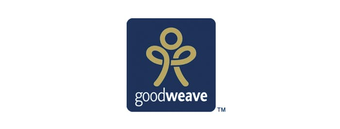 """Logo of the GoodWeave label.<span class=""""sr-only""""> (opened in a new window/tab)</span>"""
