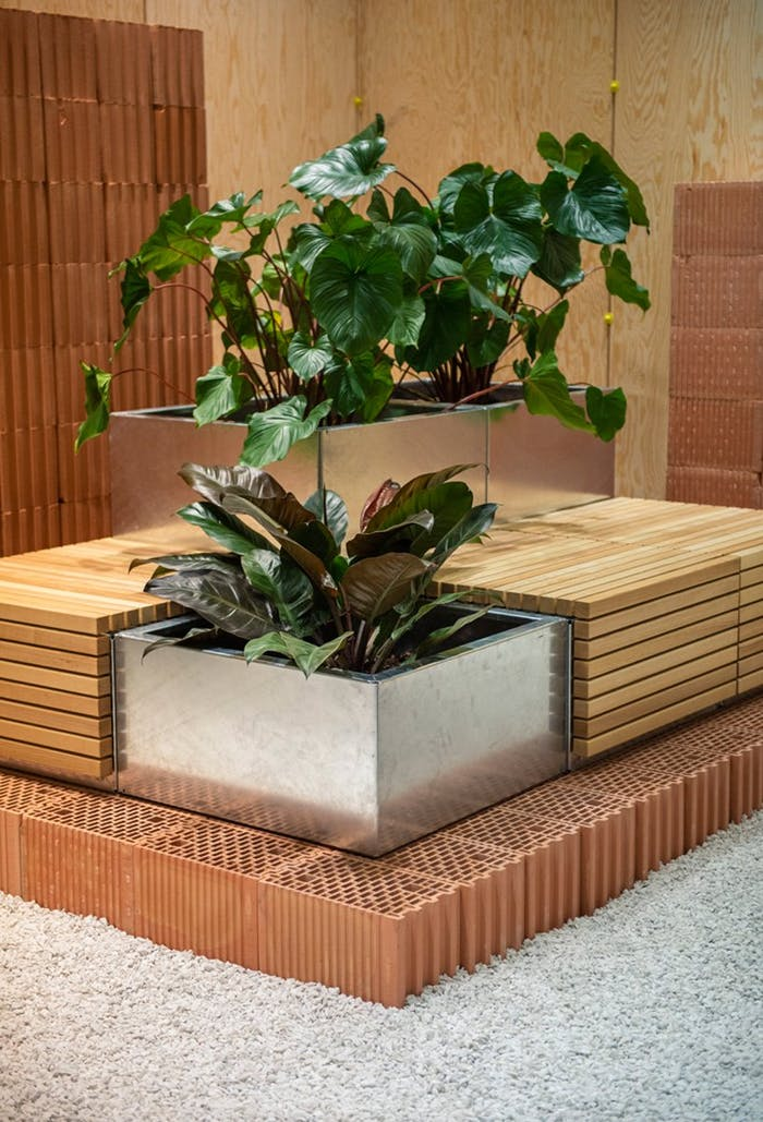 """Flexible system of planter and seating modules.<span class=""""sr-only""""> (opened in a new window/tab)</span>"""