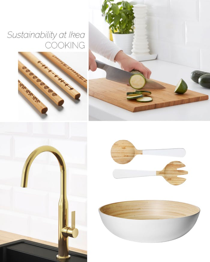 "Ikea cooking products helping sustainable living.<span class=""sr-only""> (opened in a new window/tab)</span>"